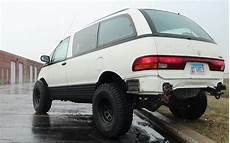 1993 toyota previa lifted w manual deadclutch