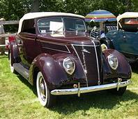 1937 Ford V8 Convertiblejpg  Wikimedia Commons