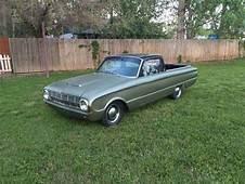 1963 Ford Ranchero For Sale  ClassicCarscom CC 1115747