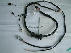 Auto Electronic Computer Wire Harness Or Connector Ly