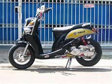 Honda Beat Modif Supermoto by Doctor Matic Klinik Spesialis Motor Matic Modifikasi Mio