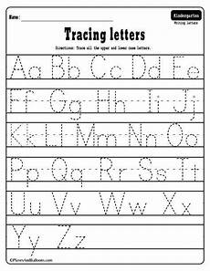 alphabet tracing worksheets a z free printable bundle abc activities alphabet tracing