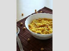 delicious indian chickpeas pulao_image