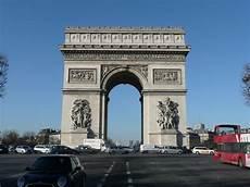 Arc De Triomphe Chs Elysees Org