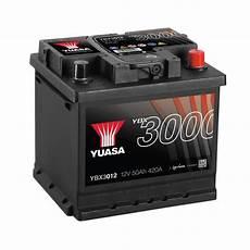 banner power bull p50 03 12v 50ah starterbatterie 450a