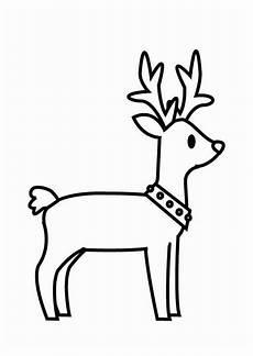 Malvorlagen Rentier Free Malvorlage Rentier Weihnachten Ausmalbild 26704