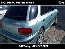 how can i learn about cars 1993 subaru loyale seat position control 1993 subaru impreza wagon used cars mansfield oh youtube