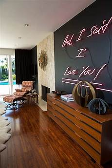 trendy ways to decorate with neon signs