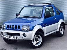 2003 Suzuki Jimny Convertible 1 3 Engine Soft Top