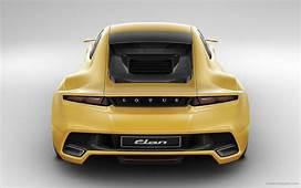 2010 Lotus Elan Concept 3 Wallpaper  HD Car Wallpapers
