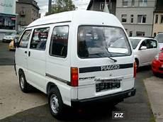 piaggio porter kombi piaggio porter combined 4 seater power steering abs 2012