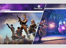 Fortnite HD Wallpapers New Tab Theme   Chrome Web Store