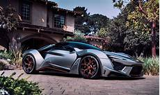w motor 2017 w motors fenyr supersport in near production form for shanghai