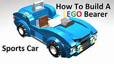 How To Build A Lego Sports Car how to build the lego city cover quot bearer quot sports car