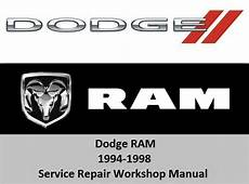 car repair manuals online pdf 1994 dodge ram van b150 parental controls dodge ram 1994 1998 service repair workshop manual 1500 2500 3500 cd rom ebay