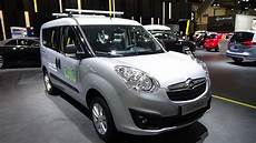2017 opel combo tour cng exterior and interior auto
