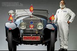 Udaipur Vintage & Classic Car Collection India S First