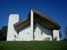 Wallfahrtskirche In Ronch Frankreich Erbaut Vom