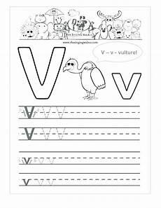 letter v worksheet for kindergarten 23545 12 learning the letter v worksheets kittybabylove