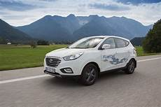 hyundai ix35 fuel cell review is this the car of the