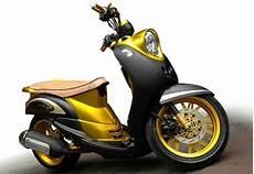 Fino Modif Standar by Yamaha Mio Modif Terbaru