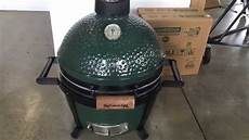 the mini max by the big green egg