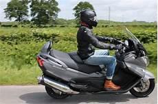 scooter burgman 650 suzuki burgman 650 executive review real sharp scooter