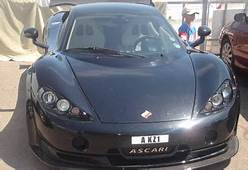 Ascari KZ1 R  21 August 2013 Autogespot