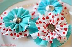 Blumen Aus Stoff Basteln - diy blumen zum muttertag stoffblume n 228 hen blumen n 228 hen