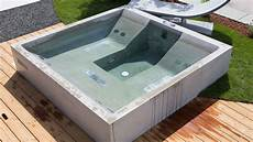Whirlpool Für Terrasse - outdoor whirlpools und indoor whirlpools f 252 r haus und garten