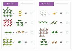 dinosaur subtraction worksheets 15366 early learning resources dinosaur subtraction worksheets