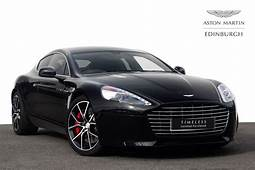 Used 2018 Aston Martin Rapide S V12 552 4dr Touchtronic