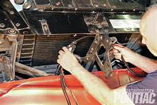 how to install a reproduction wiring harness high performance pontiac rod network