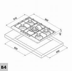 dimensioni piano cottura 5 fuochi piano cottura tecnogas f95vgx inox 5 fuochi griglia ghisa