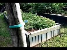 fare l orto in giardino come fare orto in cassettoni in legno in giardino