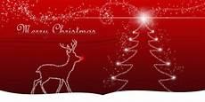free illustration card reindeer