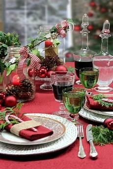 Weihnachtstisch Mit Tischdecke Secret Sander Mit