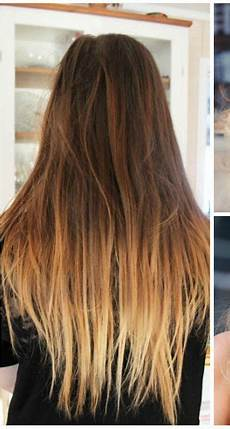brown hair with tips tips ombre hair