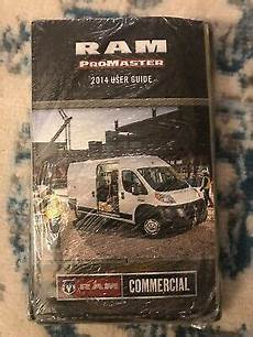 free service manuals online 2010 dodge ram 2500 engine control 2014 dodge ram promaster 1500 2500 3500 cargo van owner manual user guide new ebay