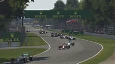 F1 2016 Monza Last To Challenge