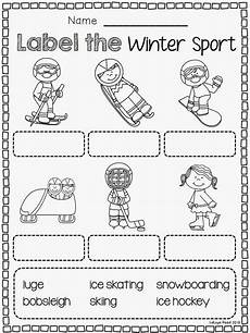 winter sports worksheets 15893 giveaway winners and winter olympics unit and freebies flying into grade