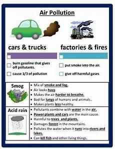 pollution and conservation study guide education air