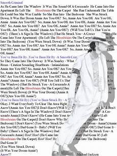 Malvorlagen Jackson Lyrics 20 Best Images About Michael Jackson Lyrics On