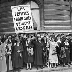 Droit De Vote Des Femmes 70 Ans D 233 J 224