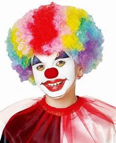 kinder clown schminken schminkideen f 252 r gruselige kindergesichter