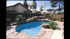 freeform swimming pool designs youtube