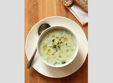 buttermilk soup with apples  belgium_image