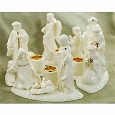 porcelain nativity advent wreath findgift