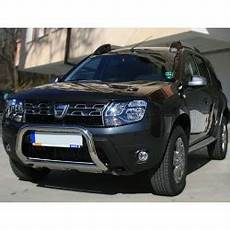 dacia accessoires duster protection avant inox 60 dacia duster 2010 2014 ce