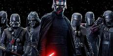 wars the rise of skywalker covers feature knights of ren
